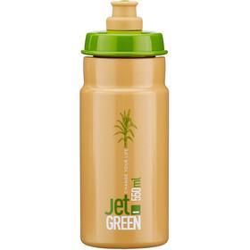 Elite Jet Green Trinkflasche 550ml braun/grün